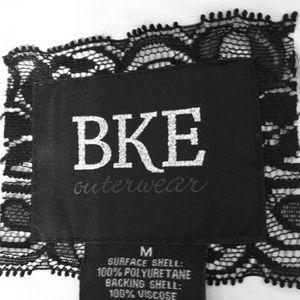 BKE Jackets & Coats - BKE Outerwear Faux Leather Jacket - Size M